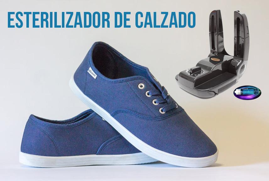 Esterilizador de calzado